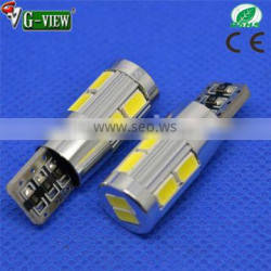 car led t10 canbus w5w 10smd 5630 no error 194 reverse light