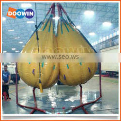 Crane Load Test Water Weight Bags / Filled Weight Bags 25T For Sale