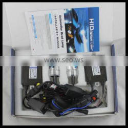 Water-proof 35W HID Xenon Conversion Headlight KIT H7 35w 6000k HID Xenon light slim ballast 12v DC HID KIT
