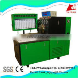 The Highest Market Share 12PSDB-E Fuel Injection Pump Test Bench From Taian