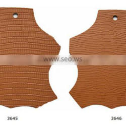 Exquisite Genuine Leather Pattern Embossed Leather