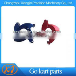 Go Karts parts aluminum sprocket Carriers with anodized