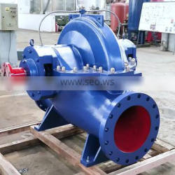 Double suction vertical long shaft pump