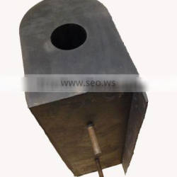 molding rubber with metal insert