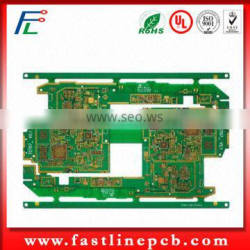 Multi high speed programmable integrated circuit