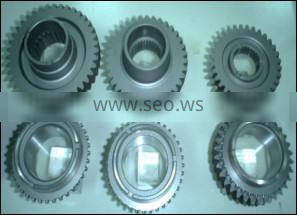 Forged Close Ratio Gears