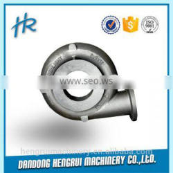aluminum gravity casting, gravity cast pump housing, AW5087 auto water pump