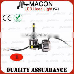 for BMW 318is X5 for Audi A6 H1 led headlight bulb LED color temperature 6500-7000K