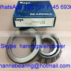 TR101204-N/72487-N Automotive Tapered Roller Bearing 50x123.825x36.512mm