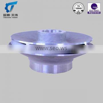 Zhejiang top quality stainless steel 304 custom water pump spare parts