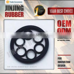 medical silicone silicone rubber seal band / NBR rubber o ring for washer/bearing/electrical appliance