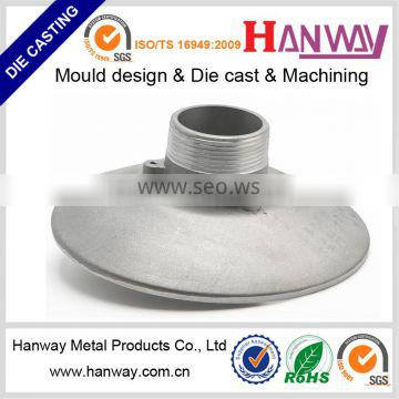 aluminum alloy custom made furniture accessories swivel base chair base die casting