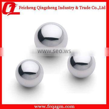competitive 3/8 stainless steel ball with 9.525 diameter sale all over the world