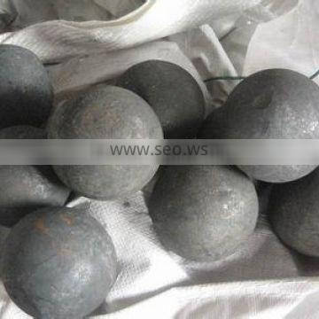 High quality forged steel ball