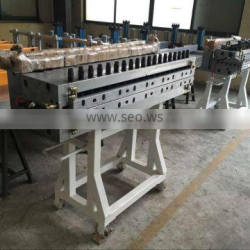 Extrusion mould from shanghai weilei mould Chinese manufacture for die head