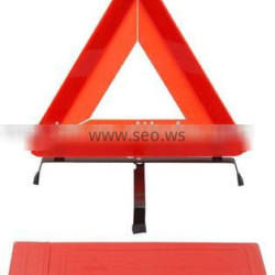 High quality reflector warning triangle