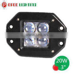 High Performance 4D Led Pod Light, Osram 4D Led Pod Light