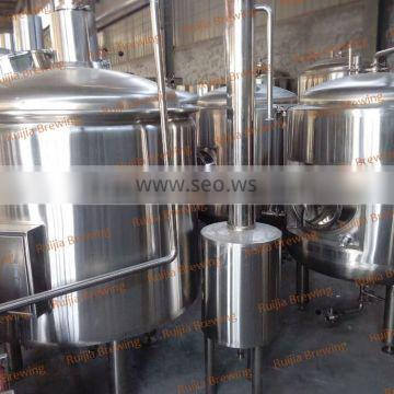 Stainless steel 600L beer brewing equipment Laboratory equipment