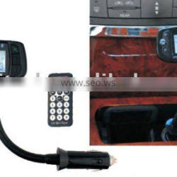 New Bluetooth handsfree Car Kit with large LCD display