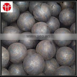 good wear-resisting steel ball mill ball in cast&forged
