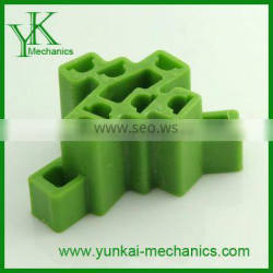 PA66 high precision and high quality plastic parts plastic