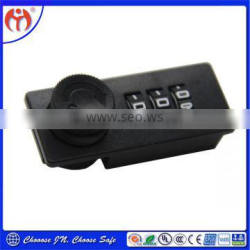 ABS mechanical digit code lock JN9515 for cabinet /drawer