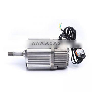 1500rpm 3000RPM 110V 3.5KW brushless dc motor