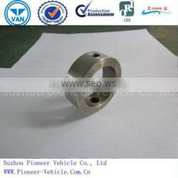 Suzhou factory stainless steel 304 auto metal clips/paper round metal clip