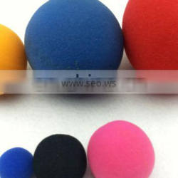 Factory sell directly light weight foam sponge ball