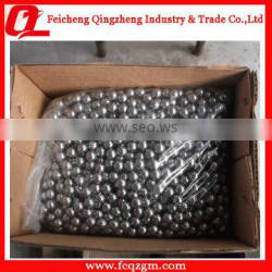 high precision 3/32 carbon steel ball with 2.381mm diameter