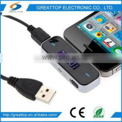 China Wholesale Websites Hands free talk function fm transmitter