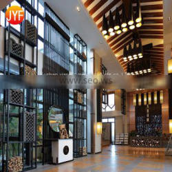 Jyf0022 Stainless Steel Decorative Screen And Room Divide