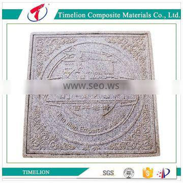 road construction material decorative manhole cover