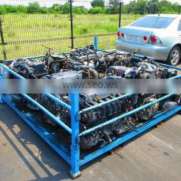 SECONDHAND AUTO ENGINE QG18DE (HIGH QUALITY AND GOOD CONDITION) FOR NISSAN PRIMERA, BLUEBIRD, AVENIR