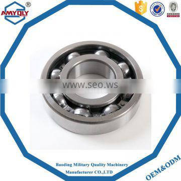 High precision big size thin wall deep groove ball bearings 16015 made in china