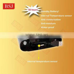 Mini Real-Time Car GPS Tracker Surpport Temperature Control with 50 hours long standby battery