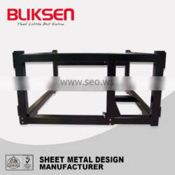 Sheet metal stamping folding chair parts