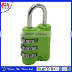 Made in China wholesale China Manufacturer JN307 3 Digits Combination Pad Lock