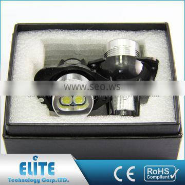 Samples Are Available High Intensity Ce Rohs Certified Led Angel Eyes Headlight Wholesale