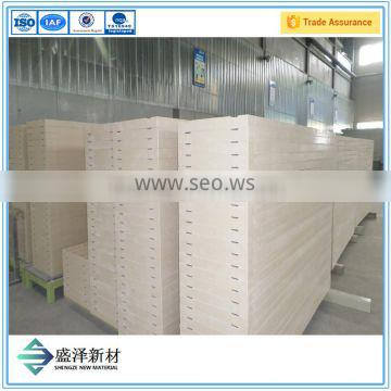 Completed Specifications FRP Fiberglass Building Template