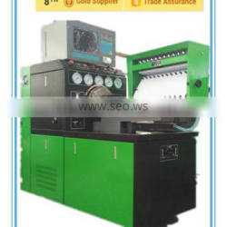 DB2000-2A diesel fuel injection pump test bench with EUI device