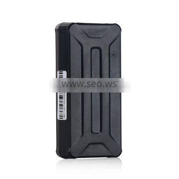 High quality long battery car gps tracker with free tracking system