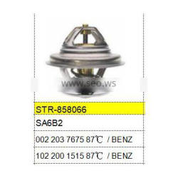 For BENZ Thermostat and Thermostat Housing 002 203 7675,102 200 1515