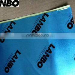 Automotive heat and sound insulation-( ZZ-06B)-help your car reduce the road/wind.engine noise