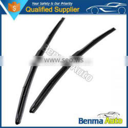 Accept sample order front and rear auto wiper arm and blade
