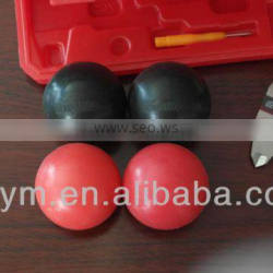rubber ball masage ball factory direct high quality
