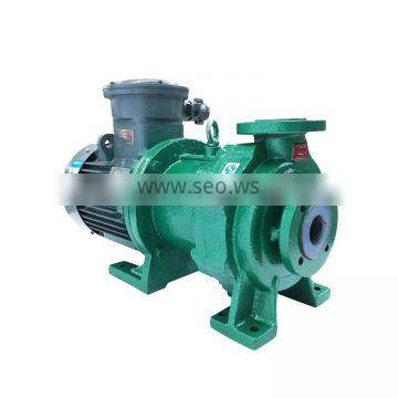 electric motor driven explosion proof chemical corrosion resistant circulation pumps