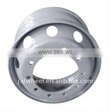 steel wheel rim for heavy duty truck