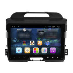 16G Multi-language Touch Screen Car Radio 2 Din For Hyundai IX35
