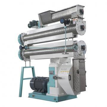 Animal feed plant 1-2t/h poultry feed pellet production line machine
